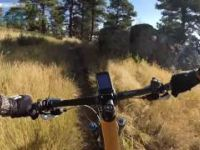 Round Up Loop Trail (Uphill) - Gimbal...