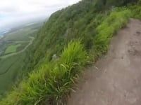 An unedited GoPro bike video in Hawaii for...