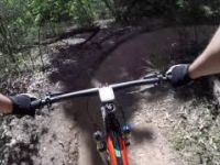 Gap Creek - Rocket Frog Trail - Full Run POV...