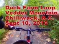 Duck Farm Loop Sept 10 2016