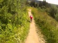 Sun Peaks Bike Park - Steam Shovel [Aug 2013]