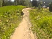 Sun Peaks Bike Park - Biker Cross [Aug 2013]