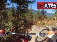 Whistler Bike Park | No Duff | Raw 4k GoPro POV