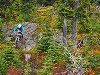 Sovereign Trails - Vernon BC - Sept 2016