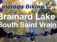 Mountain Biking Lower South Saint Vrain (SSV)...