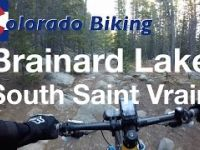 Mountain Biking Upper South Saint Vrain (SSV)...