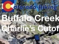 Mountain biking at Buffalo Creek - Charlie's...
