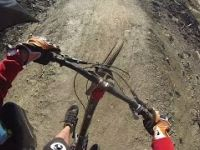 Valemount BC Canada Turducken Jump Trail...