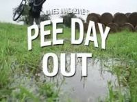 Pee Day Out | LINES