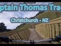 Captain Thomas Track - Christchurch NZ - by Hugo