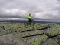 Trysil, Going for the top - Day 7, Roadtrip 2016