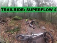 TRAILRIDE: SUPERFLOW #4 Roman Crash