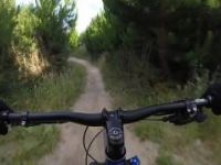 Taupo Craters Mountain Bike Park - Coaster trail