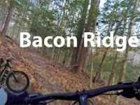 Mountain Biking At Bacon Ridge