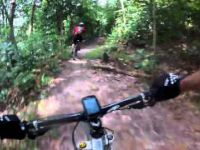 Riding Bukit Kiara Mountain Bike Trails: 2K -...