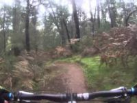 Buxton Mountain Bike Park - Snake Gulley +...
