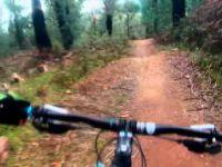 Buxton Mountain Bike Park - Ridge Descent
