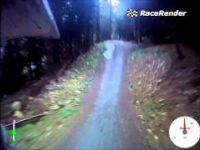 Rostrevor DH1 Mega mission on transition double