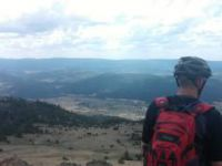 Top of Morgan Butte