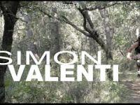 Simon Valenti sur la Jourdan