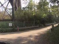 ALain under the bridge