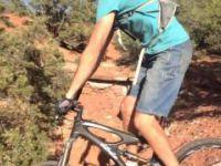 Drop Pigtail Trail - Sedona AZ - MTB