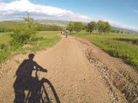 Bicycle Ride in Alba Iulia