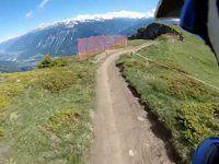Crans Montana - Rouge Mt Lachaux