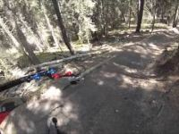 GoPro Canmore Mountain Biking the Black...