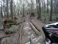 Pipeline on Fromme, North Vancouver BC