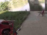 Fox Drive Access to River Loop Fort Edmotnon