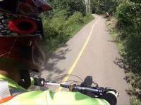 GoPro Fort Edmonton River Loop Trail