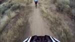 The Eagle Bike Park: Expert LIne (Sage Fright)