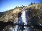 SIdewinder section, Penhydd trail