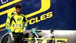 Mick Hannah Bike Check at Sea Otter Classic