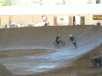 My 4yr old son racing..2nd place