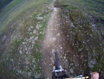 Lee Quarry withthe gopro