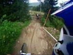 Lac Blanc Bikepark - 'La Flow' helmet cam run