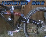 the monster bike our the beast