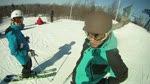 Skiing National