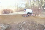 604 pump track first laps