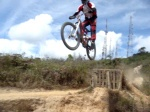 'El Volcan' Downhill Competence