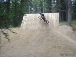 Hinton Bike Park and Just Giver