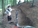 VIO pov.1.5 - Headcam sessions at Chase Trails...