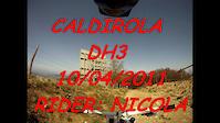 CALDIROLA DH3