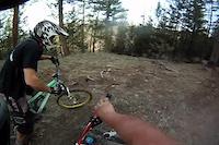 Dr. No helmet cam