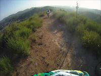 GoPro HD Hero- Santiago Oaks- Hawk