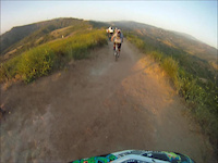 GoPro HD Hero- Santiago Oaks- Chutes