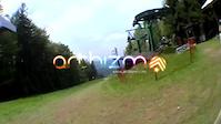 Palenica Bike Park - 'Black line' - Downhill track