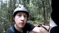 Scott and i riding Semper Dirticus